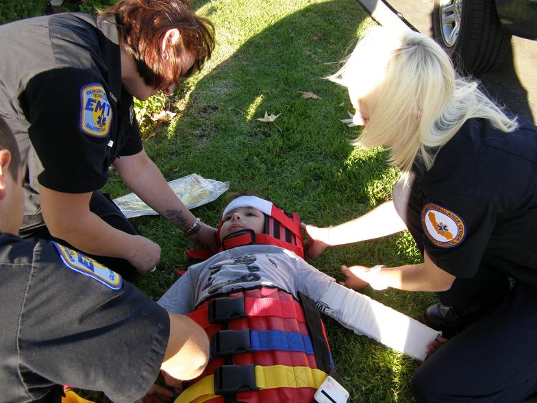 Cal Med Ambulance Training